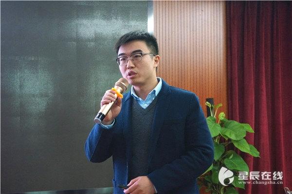 """""""网红""""医生、""""女汉子""""记者分享职场故事 助长沙青年立志"""