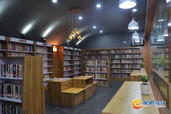 长沙市区最大24小时自助图书馆今起免费向市
