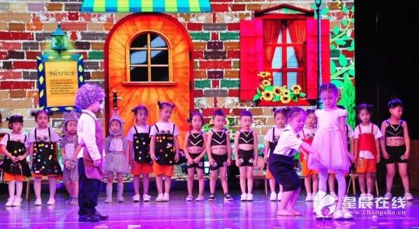 我的戏剧我做主!风景桌面图片省二幼儿举办儿童创意戏剧汇演