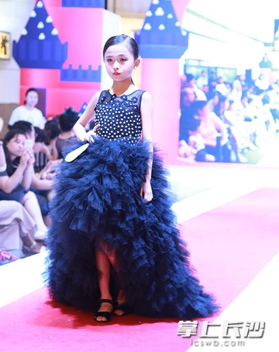 30位湖南小朋友将参加全国少儿模特大赛