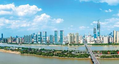 湘江长沙层次片区方案城市设计东岸绘制分6个街区wps表格怎么a层次出炉图片